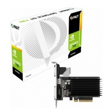 Palit GT730, 2GB DDR3, PCIe2 Graphics Card